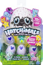 Hatchimals CollEGGtibles 4-pack + Bonus - Speelset