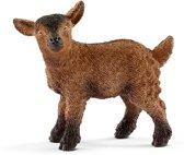Schleich Geitenjong 13829 - Geit Speelfiguur - Farm World - 5 x 2,1 x 4,9 cm