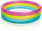Intex RAINBOW BABY POOL, Ages 1-3