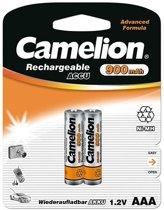 Camelion NH-AAA900-BP2 Rechargeable battery Nikkel-Metaalhydride (NiMH)