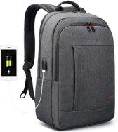 4b13b2205f9 Tigernu Business II - Laptop rugzak - anti diefstal USB laptop rugzak - 12,5