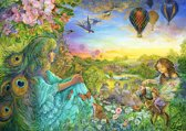 Josephine Wall legpuzzel Daydreaming 1000 stukjes