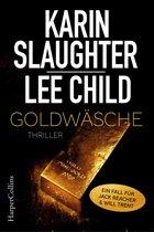 Boekomslag van 'Goldwäsche'