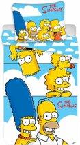 The Simpsons family clouds - Dekbedovertrek - 140 x 200 cm - Multi