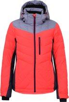 Icepeak Kendra Ski Jas  Wintersportjas - Maat 38  - Dames - oranje