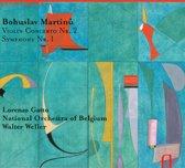 Violin Concerto Nr 2,Symphony Nr 1
