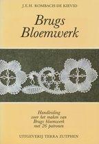 Brugs bloemwerk. Handleiding voor het maken van Brugs bloemwerk met 26 patronen