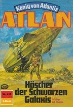 Atlan 417: Häscher der Schwarzen Galaxis (Heftroman)