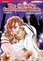 THE SHEIKH'S CONVENIENT BRIDE (Mills & Boon Comics)