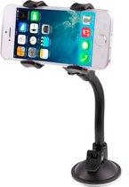 Mobigear Smartphone Autohouder Zuignap Universeel 35mm tot 83mm