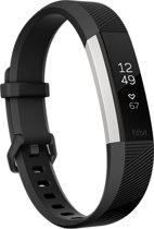 Fitbit Alta HR - Activity tracker - Zwart - Small