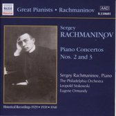 Rachmaninov Plays Rachmaninov - Piano Concertos No 2 ans 3
