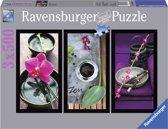 Ravensburger puzzel Instant Zen 3 x 500 stukjes
