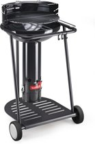 Barbecook Go Major Black Houtskoolbarbecue- Ø  50 cm - Zwart