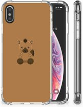 Shockproof case iPhone X/10 | Xs Baby Hyena