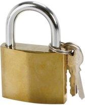 COGEX stalen hangslot 50 mm + 2 sleutels