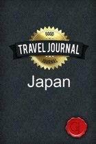 Travel Journal Japan
