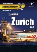 Mega Airport Z�rich V2.0 (FS X + PrePar3D Add-On)