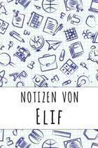 Notizen von Elif