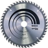 Bosch Cirkelzaagblad Optiline Wood 235 x 30/25 x 2,8 mm, 48