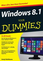 Voor Dummies - Windows 8.1 voor Dummies