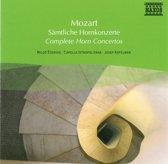 Mozart: Complete Horn Concerto