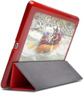 Kensington, Comercio Me Personalizable Folio Case for iPad Air (Red)