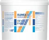 FLUWEX ED MUURVERF MAT WIT V BINNEN 12,50 KG