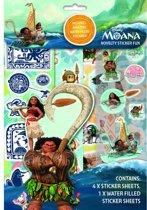 Moana Novelty Sticker Fun