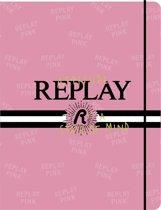 Replay - Elastomap Girls: 35x26 cm