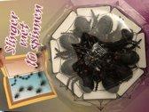 spinnen 10 stuks slinger halloween