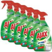 Ajax Optimal7 Keukenspray 6 x 750ml