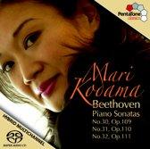 Piano Sonatas Op.30-32