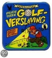 Pepermunt Blikje - Golf verslaafde (incl. 70 gram pepermunt)