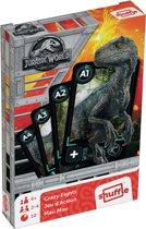 Jurassic World - Actiespel - Kaartspel