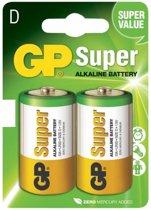 GP Batteries Super Alkaline D Single-use battery 1,5 V