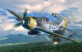Revell Focke Wulf Fw190 F-8 1:32 Montagekit Vliegtuig met vaste vleugels
