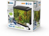 SuperFish Start 50 Tropical Kit - 48 x 28 x 37 - 50 L - Wit