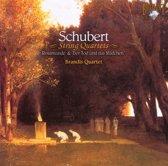 Schubert: String Quartets Rosamunde, Tod Und Das M