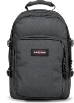 Eastpak Provider Rugzak - 15 inch laptopvak - Black Denim