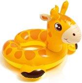 Giraffe opblaasbare zwemband