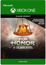 For Honor - Currency pack - 25000 Steel credits - Xbox One