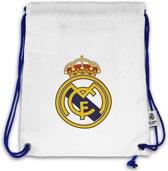 Real Madrid Gymtas Logo 44 X 33 Cm