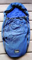 Quinny XL Fashion trappelzak blauw