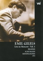 Emil Gilels Live in Moscow, Vol 1