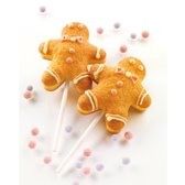 Bakvorm ijsjesvorm mannetje gingerbread