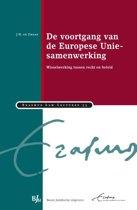 De voortgang van de Europese Unie-samenwerking