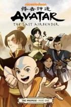 Boek cover Avatar: The Last Airbender - The Promise (Part 1) van Michael Dante DiMartino (Onbekend)