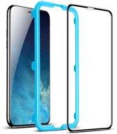 ESR 3D Full Cover Glass Apple iPhone Xr Met Montage Frame Black