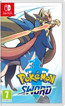 Cover van de game Pokemon Sword - Switch